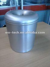 spinning cubo de aluminio
