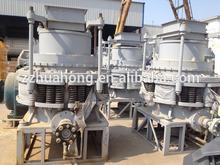 2013 Hydraulic gyratory crusher in European market
