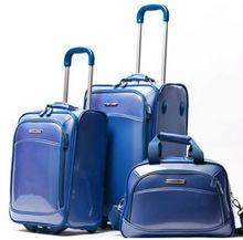 """14"""" 20"""" 26"""" purple trolley travel bag decent trolley bag"""