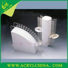 Acrylic CD/DVD Rack DVD holder tree shape acrylic CD organizer
