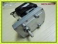 pequeño motor eléctrico y baja de rpm