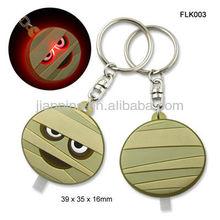 3D Designp Promotional LED Keychain