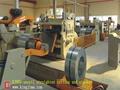 alta velocidade da bobina de alumínio de corte de metal da máquina