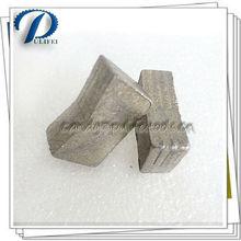 Diamond Blade Segment Cut Stone and Constructions