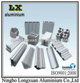 6063 Perfil de extrusión de aluminio