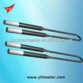calidad de hgh en forma de u mosi2 de alta temperatura del calentador eléctrico
