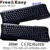 KB-5181 Blue light wired LED keyboard gaming keyboard