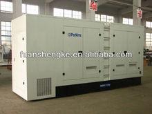 SUPER SILENT TYPE DIESEL GENERATOR 500KVA engine