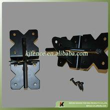PVC fence gate latch