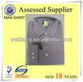 alta qualidade camisa de homem camisa de algodão camisa gola dupla