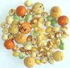 roasted peanuts & broad beans