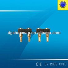 Low voltage insulation piercing connector