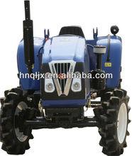 55hp 4wd granja/tractores de jardín, qianli qln-554 4x4 tractores de jardín