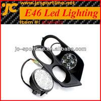 E46 running lights LED lamp E46 DRL for BMW E46 car DRL LED lamp lights