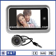 1.3M pixcel Video Peephole Door Camera