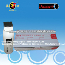 top quality compatible OCE pw300 toner powder
