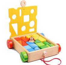 2013 wooden toys educational blocks