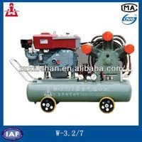 Kaishan Brand Diesel compressor for mining (W-3.2/7)