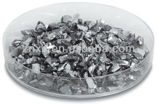 Silicon pieces 99.9999% Si 6N High purity silicon pellets