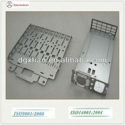 Metal stamped custom computer case
