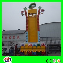 Great fun and thrilling india hot six frog jumping rides