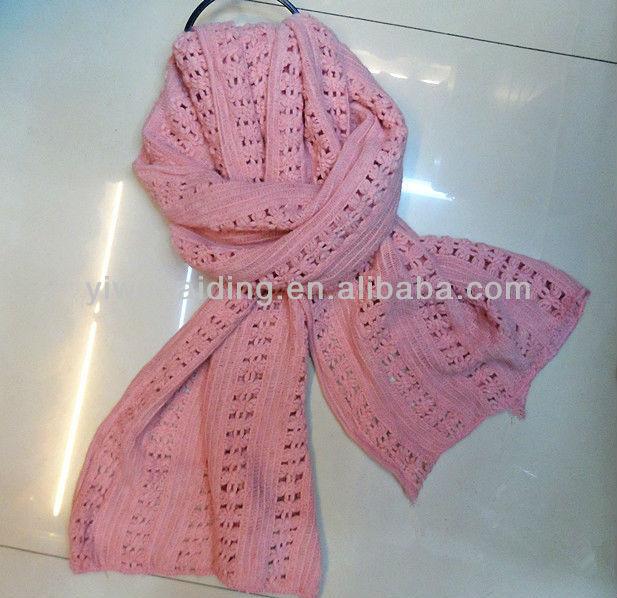 Horizontal Stripe Knit Scarf Striped Scarf Crochet Pattern - Buy Horizontal S...