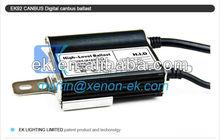 9-32v 35&55w canbus xenon hid 55w hid xenon ballast kit h7 4300k
