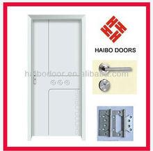 Modern design mdf pvc indoor door,inner door