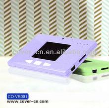 "1.8"" LCD screen fridge digital video memo player, video message fridge magnet"