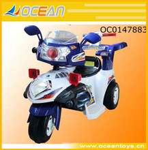 2013 hot 4ch rc simulation motorcycle with light&beep for kids---OC0147883