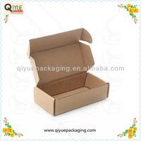 recycled cardboard packaging boxes,corrugated board recyclable packaging box