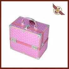Fashionable Aluminium Cosmetic Case WM-ACNT002