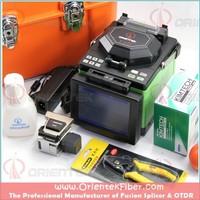 Fusionadora de Fibra Optica/ Fusion Splicer Kit w/ Fiber Cleaver,Fiber Splicing Machine