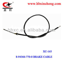 high quality XC Auto Brake Cable oem no.8-94366-770-0