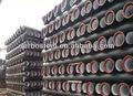 8 pulgadas de tubería de hierro dúctil