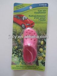 2015 cute plastic car air freshener,auto air fresheners,pvc item,dophine,freshener,car,pvc,air freshener plastic