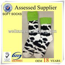 Soft socks solid for adults warmful socks