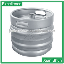 stainless steel beer barrel