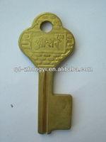 door key blanks for Indian market