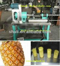 Pineapple Peeler and Corer|peeling and coring machine for pineapple /Improved Pineapple Peeling.Core-off Machin 0086-15838061759