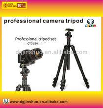 WENFAN GTC-550 professional cf camera tripod