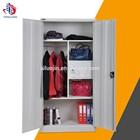 Colorful double door steel locker / almirah / wardrobe