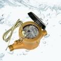 la lectura a distancia medidor de agua