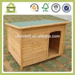 SDD06 Outdoor waterproof wood dog house
