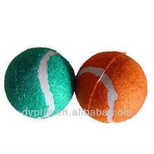 2.5 Rubber Bladder and Felt Fabric Cheap Colored Tennis Balls