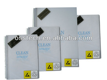 Cleanroom Notebook, lint free notebook
