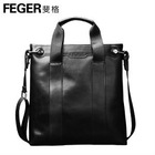 Fashion new style cowhide leather messenger handbag China