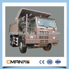 6*4 Howo mining haul truck