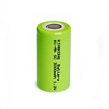 1.2V SC NIMH 3000mah rechargeable battery