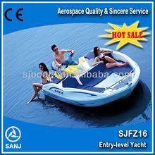 SANJ SJFZ16 Combined fiberglass boats for fishing